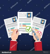 User Designresume Info Graphic Design Job Stock Vector 448122175