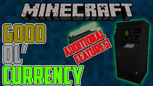 Vending Machine Mod 111 2 Adorable Good Ol' Currency Mod 4848484848484848 For Minecraft McModNet