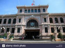 bellevue hill post office. Central Post Office, Ho Chi Minh City (Saigon), Vietnam, Indochina, Bellevue Hill Office E