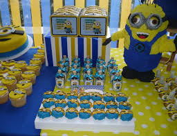 Minions party  Birthday  Despicable Me ...