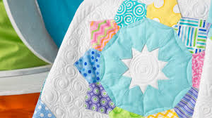 Discover & Learn — Quilting Tutorials & Make a Beach Ball Dresden with Jenny and Me & My Sister Adamdwight.com