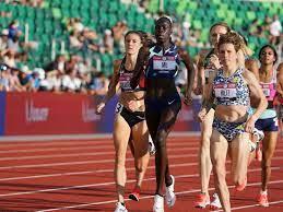 Former Aggie runner Athing Mu advances ...
