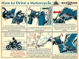 how to ride a motorcycle a beginner s