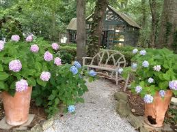 Design A Woodland Garden Shade Garden Ideas HGTV Classy Wildflower Garden Design Gallery