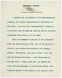 fdr and the four doms speech fdr presidential library museum four doms address roosevelt s four doms speech reading copy fdr library