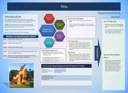 poster presentation template x net university of hawaii at manoa assessment office templates