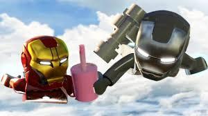 <b>LEGO Marvel's Avengers</b> The 'Full <b>Movie</b>' | All Cutscenes - Age of ...
