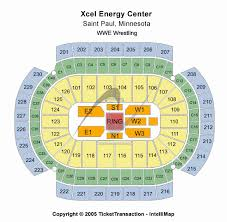 Xcel Energy Center Rodeo Seating Chart 20 Exact Xcel Energy Seating Chart General