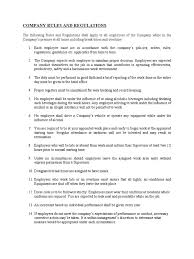 Rules Regulations For The Employees Miscarriage Sick Leave
