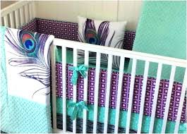 teal crib bedding mint crib bedding purple and teal crib bedding luxury baby girl crib bedding