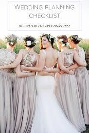Plan Weddings Wedding Planning Checklist Junebug Weddings