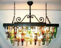 tea light chandelier diy
