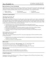 Sample Auditor Resume Resume Sample Auditor More Tomorrowworld