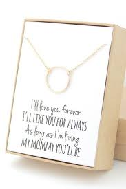this charming necklace is literally a perfect gift for your mom tie the knot in 2019 wedding gifts wedding wedding gifts for pas