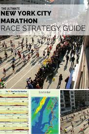 New York City Marathon Race Strategy
