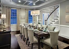 lighting for large rooms. toll brothers large dining room perfect for entertaining lighting rooms