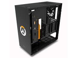 Представлен <b>компьютерный корпус NZXT H500</b> Overwatch Edition