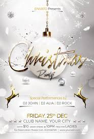 Christmas Backgrounds For Flyers Top 20 Christmas Templates On Graphicriver Envato