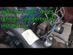 1980 86 ford f series ignition coil 1980 86 ford f series ignition coil