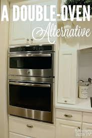 wall ovenicrowave inch double wall oven with microwave the kitchen of the year with designer peacock combination wall ovens microwave combo