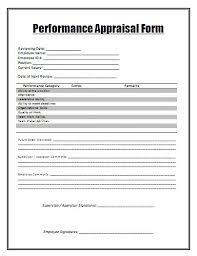 Performance Reviews Samples Performance Appraisal Form Lead Me Guide Me Sample Resume