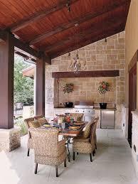 ranch style terrace