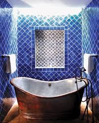 Blue Tiled Bathrooms 44 Top Talavera Tile Design Ideas