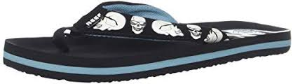 Reef Kids Size Chart Reef Boys Ahi Color Change Sandal Blue Skulls 2 3 Medium