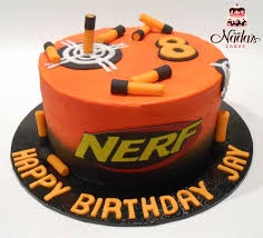 The 25 best Nerf cake ideas on Pinterest