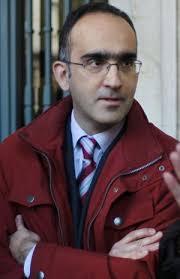 El juez Rogelio Reyes. / PACO PUENTES. Recomendar en Facebook 0. Twittear 0. Enviar a LinkedIn 0. Enviar a Tuenti Enviar a Menéame Enviar a Eskup - 1362169538_576509_1362169708_noticia_normal