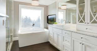 according to let s remodel the bathroom is your first destination when you wake up and usually the last place you go before you lie down for the night it