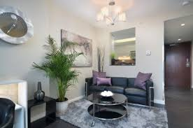 Downtown Vancouver Furnished Studio Apartment Rental At The