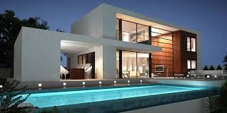 Modern Architecture Villas - Interior Design