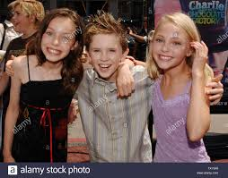 Freddie Highmore Charlie And The High Resolution Stock Photography and  Images - Alamy
