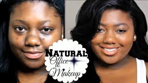 most natural everyday work makeup routine office friendly makeup tutorial you
