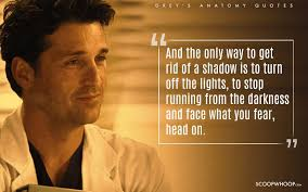 Grey's Anatomy Quotes Mesmerizing 48 Quotes From Grey's Anatomy To Remind You Why Life Isn't About