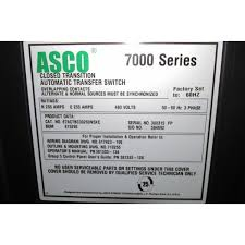 used 250 amp automatic transfer switch by asco 7000 series asco 7000 series automatic transfer switch wiring diagram used 250 amp automatic transfer switch by asco 7000 series e7actbc30250n5xc ats