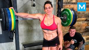 Gabi Garcia MMA Strength Training ...