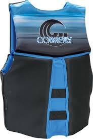 Connelly Life Jacket Size Chart Connelly Mens Classic Neo Life Vest Cga Flex Back 2019