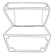 Free Treasure Chest Outline Download Free Clip Art Free Clip Art
