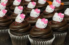 Hello Kitty Cupcakes Orange County