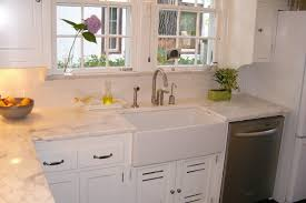 Kitchens With White Countertops Countertops For White Kitchens Sharp Home Design