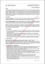Example Cv Resume And Cover Letter Resume And Cover Letter