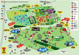 t in the park layout