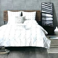 grey and white bedding sets asda set house home improvement pretty comforter queen black n