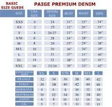 Rock And Republic Jeans Size Chart Image Result For Rock And Republic Jeans Size Chart Jeans