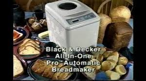 black decker all in one pro automatic