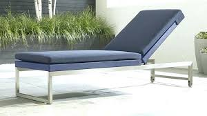 crate barrel outdoor furniture. Crate And Barrel Chaise Lounge Outdoor Furniture Dune With Cushion O