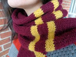 Harry Potter Scarf Knitting Pattern Magnificent Inspiration Design