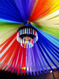 diy technicolor chandelier glow emgn 3